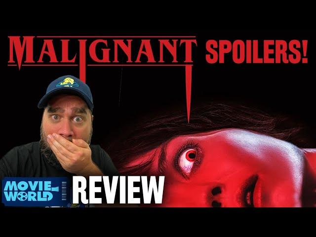 Malignant - REVIEW + James Wan Bonkers Horror Spoilers EXPLAINED!