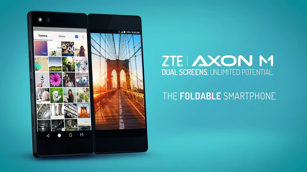 Disrupting the Duopoly: Launching the ZTE Axon M