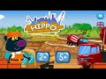 Hippo 🌼 Building center 🌼Construction machines 🌼 All series 🌼 Cartoon game for kids