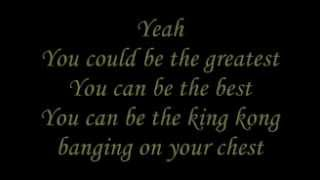 The Script - Hall Of Fame [LYRICS]