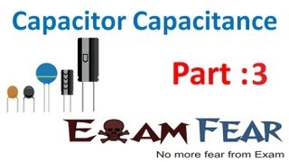 Physics Capacitor & Capacitance part 3 (Behaviour of Conductor in Electric Field) CBSE class 12