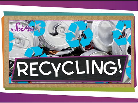 How Recycling Works!