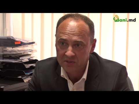 Oleg Muntean deținătorul primului card bancar din Moldova