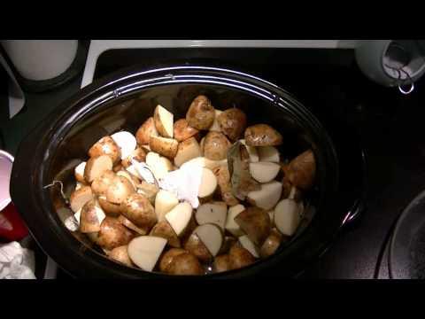 Slow Cooker Brats And Sauerkraut