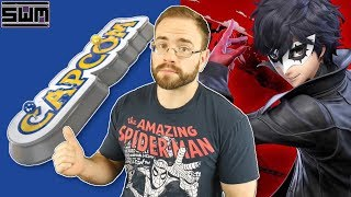Nintendo Shadow Drops Joker In Smash Bros And What Is Capcom Thinking?! | News Wave