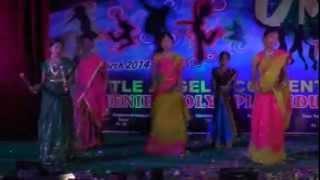 avura ammaka chella song at sreenidhi iit and olympiad schools umang anual celebrations