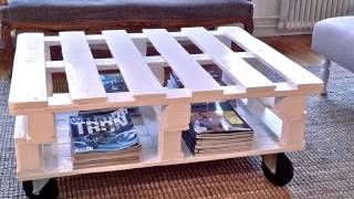 Diy Pallet Coffee Table Pictures Of Pallet Furniture Diy Collection