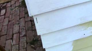 Installing hardie siding without the corner boards