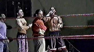 LWF 10/27/2001: C.M. Punk returns to the LWF