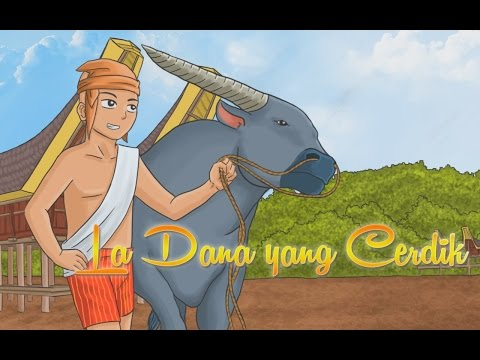 Dongeng La Dana yang Cerdik   Dongeng Indonesia   TV Anak Indonesia