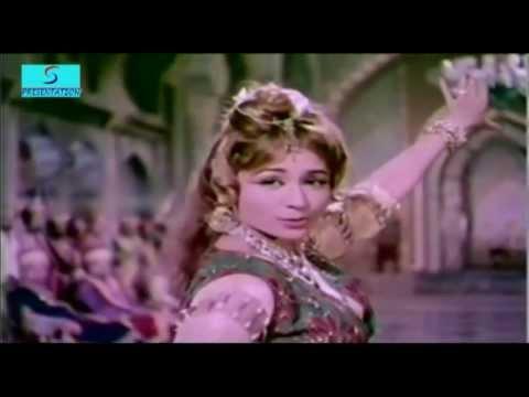 Shabnam Bhi Dekha Shola Bhi Dekha - Usha Khanna - SHABNAM - Mahmood, Vijayalakshmi, Helen, Jeevan