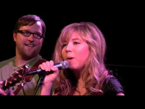 Jennette McCurdy 'Not That Far Away' The Oficial Video 'Exclusive' Live In Studio