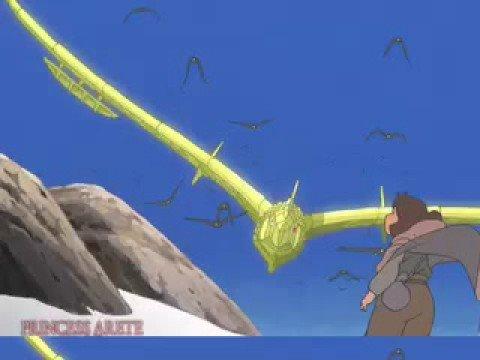 Princess Arete: Kin-iro no Tsubasa