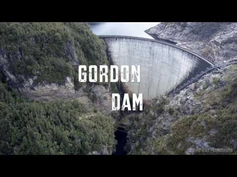 Lake Gordon dam