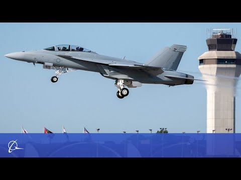 F/A-18 Block III Super Hornet Delivery