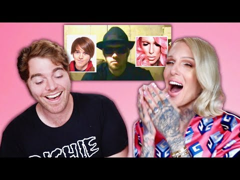 Thumbnail: REACTING TO HATE VIDEOS with JEFFREE STAR!