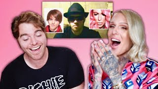 REACTING TO HATE VIDEOS with JEFFREE STAR! thumbnail