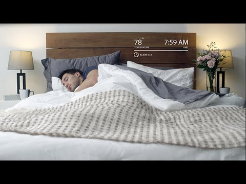 Eight: The World's First Mattress Cover That Makes Any Bed Smart