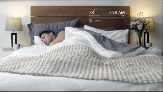 Luna: The World's First Mattress Cover That Makes Any Bed Smart