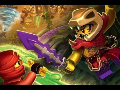 Lego Ninjago Tournament | iOS Gameplay Video - YouTube