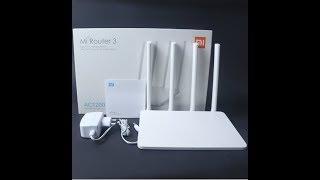 Роутер Xiaomi Mi WiFi 3 с Китая