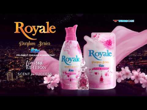 Free download Mp3 Royale Parfum Series by SoKin Pink Satin - TVC 15s di ZingLagu.Com