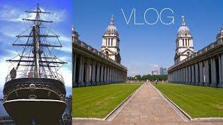 ВЛОГ: Прогулка по Лондонскому району и парку Гринвич + Эльза