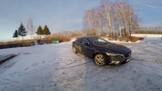 видео КАСКО на Мазда СХ-7 (MAZDA CX-7)