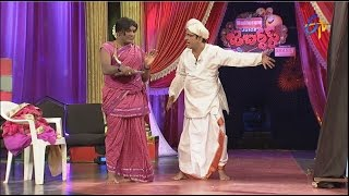 Jabardasth -  Shaking Seshu Performance  10th September 2015 -  జబర్దస్త్