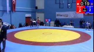 61 Джамал Отарсултанов - Рустам Ампар