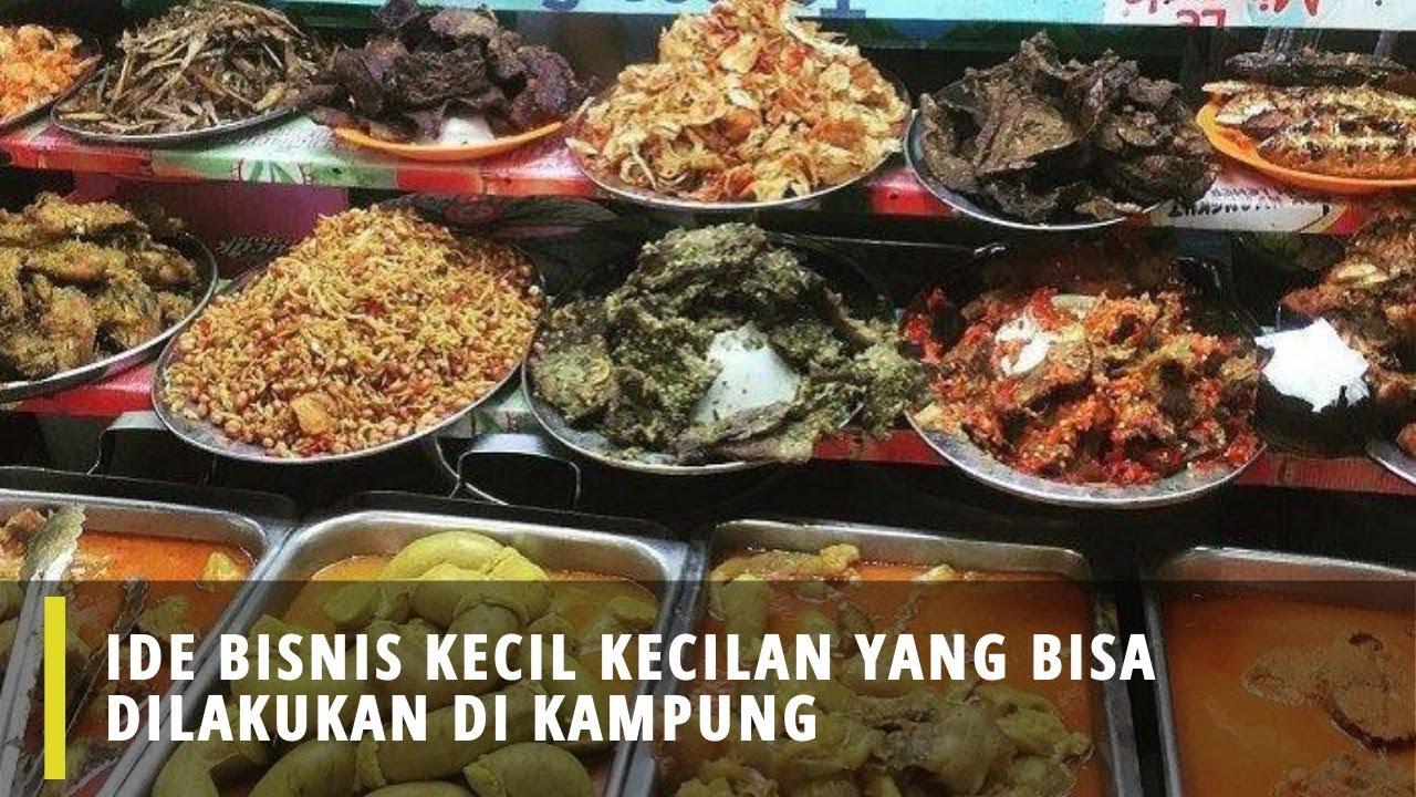 Ide Bisnis Kecil Kecilan Yang Bisa Dilakukan Di Kampung ...