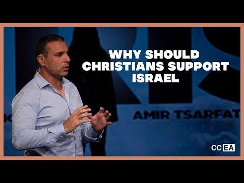Why Should Christians Support Israel | Amir Tsarfati