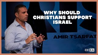 Why Should Christians Support Israel | Amir Tsarfati