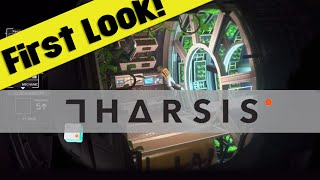 First Look At: Tharsis (PC Gameplay)