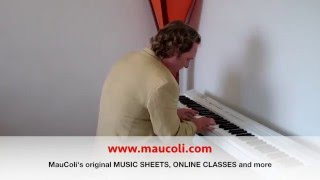 Unchained Melody (The Righteous Brothers) - Original Piano Arrangement by MAUCOLI