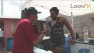 The legendary last Simmons Sherbert found at CupMatch 2008 as filmed by LookBermuda for LookTV