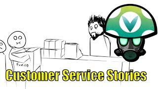 Video Customer Service Stories - Rev [Vinesauce] download MP3, 3GP, MP4, WEBM, AVI, FLV Juli 2018
