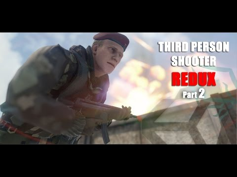 Unity 5 Tutorial Third Person Shooter Redux Part 2 Animations & Shooting