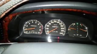 Hyundai Dynasty 96 V6 3000 DOHC (MMC 6G72) Start up 현대 다이너스티 G6AT 엔진시동 소리