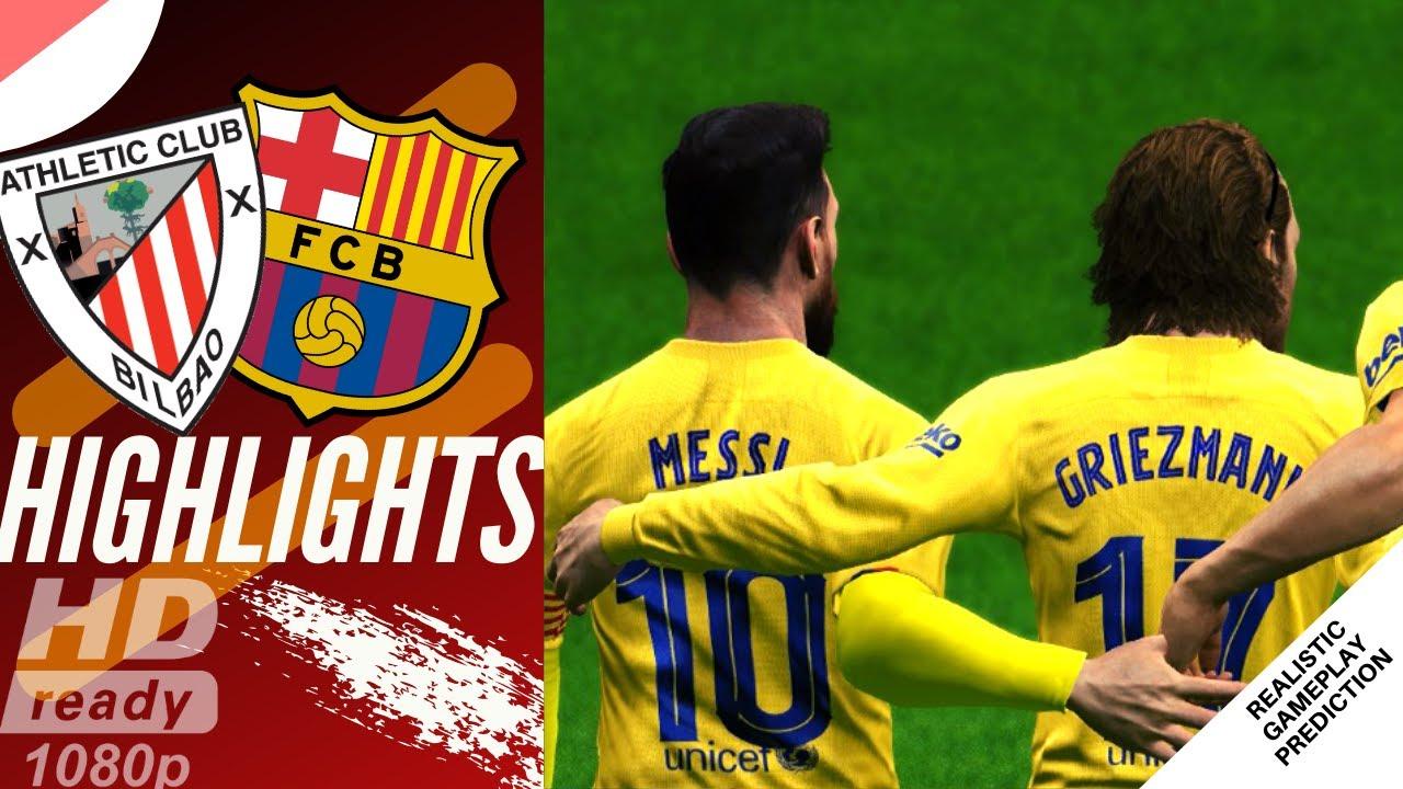 Athletic Club vs Barcelona | Resumen | Highlights 2020 ...