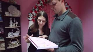 Максим Страхов И Ксения Цыбулевская - Портал Свадьба 31