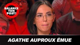 Agathe Auproux atteinte d'un cancer : son témoignage dans Balance Ton Post