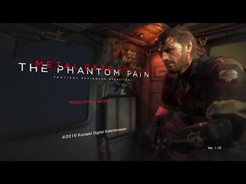 MGS V - free roam wetwork: another Angola guardpost night raid