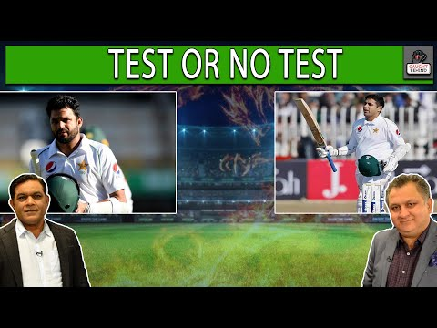 Test or No Test | Caught Behind