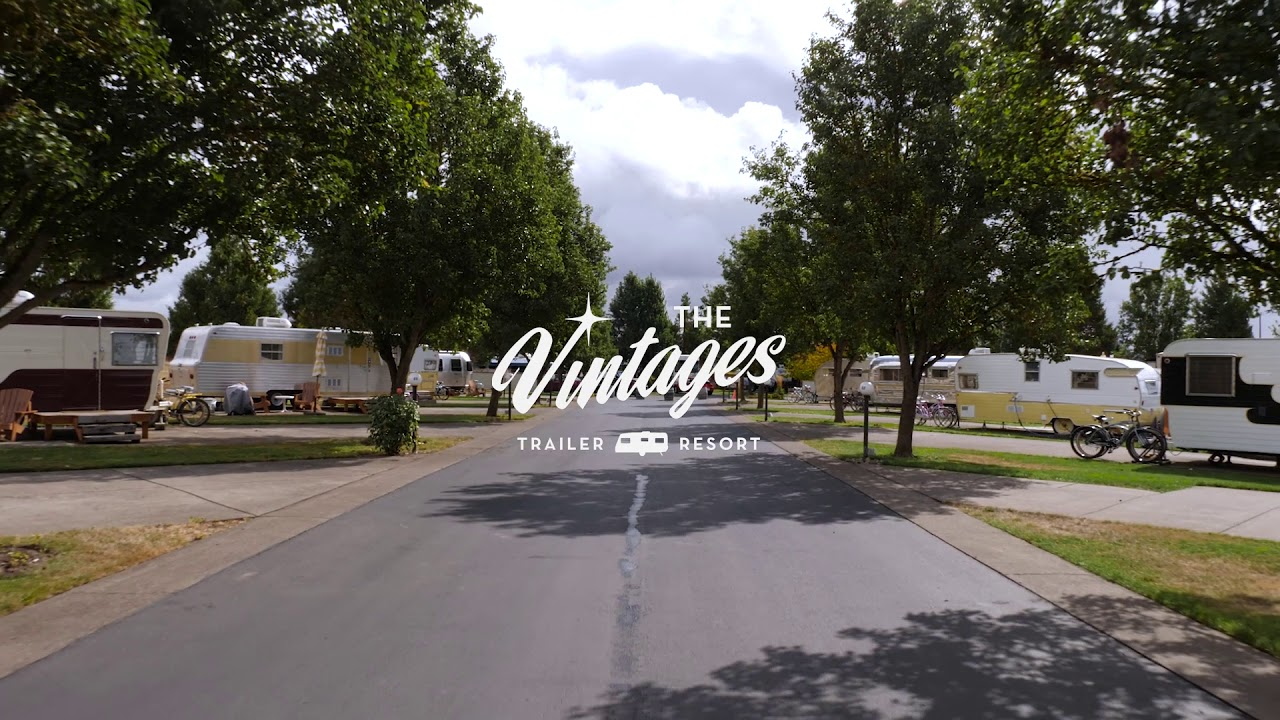 The Vintages Trailer Resort – Holiday in Style