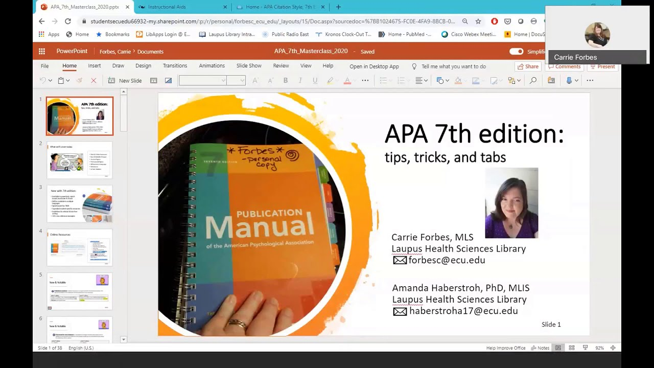 Home Apa Citation Style 7th Edition Research Guide At East Carolina University Libraries How To Cite Chapter In Book