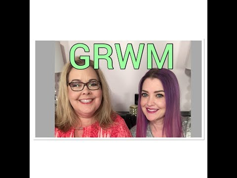 OVER 40- chit chat GRWM- menopause- derby- spring-PMS-*@%$