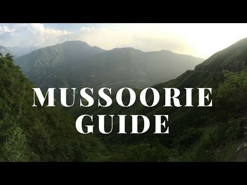 Places to explore in November | MUSSOORIE |The Travel Guide