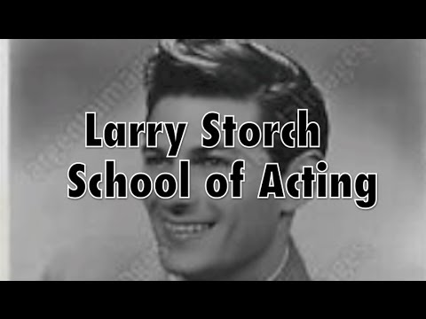 Larry Storch School Of Acting