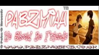 Watch Pabzmiah We Should Be Friends video